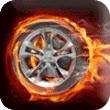 燃烧的轮胎3D版