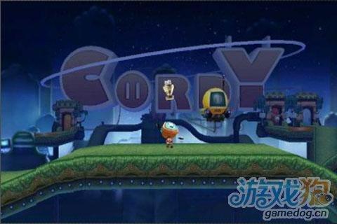 建造快乐的星球《机器人科迪 Cordy》冒险游戏测评3
