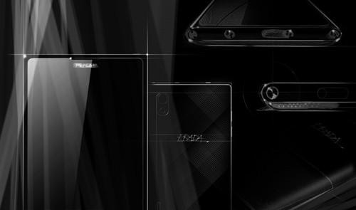 LG、Prada 继续携手合作,第三代 Prada Phone 2012 年初登场