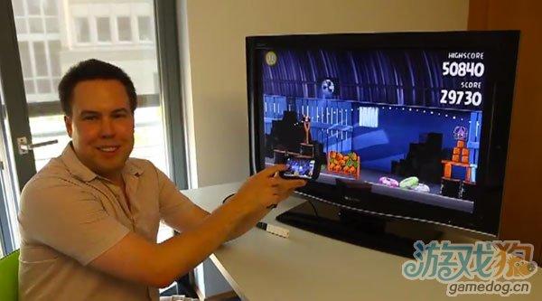 xBounds 将 HDMI 镜像由 Android 手机无线输出到你的大屏幕上