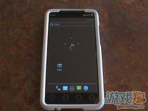 HTC Evo 4G已经跑上Android 4.0