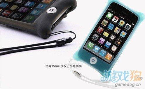 iPhone全新装备 硅胶空气防撞手机壳