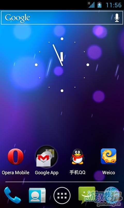 Nexus S 搭载 IceCream Sandwich 上手体验