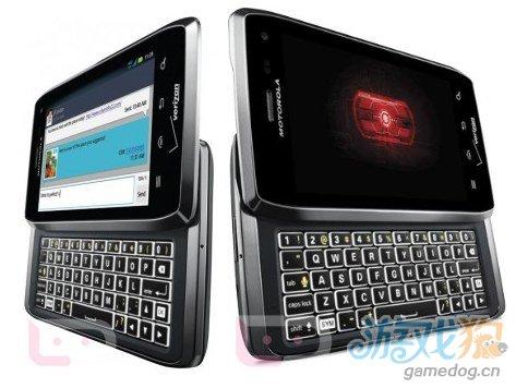 Motorola Droid 4 官方图片与规格泄露 具备QWERTY键盘的RAZR