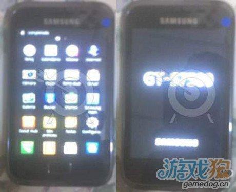 Android智能新机 三星GT-S7500谍照曝光