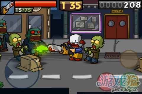 僵尸小镇2 v1.3 Zombieville USA 2