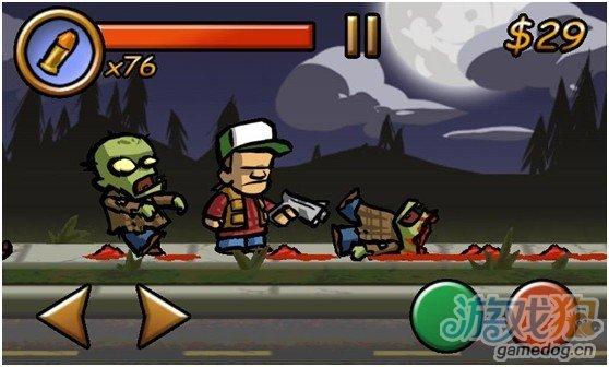 恐怖的极限《恐怖僵尸村 Zombieville USA》游戏攻略