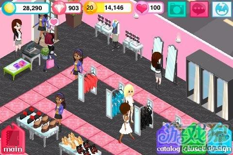模拟经营类《时尚女魔头 Fashion Story》游戏攻略