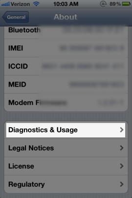 如何关闭隐藏在iOS中的监控软件Carrier IQ