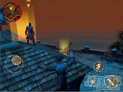 动作冒险类手机游戏《背刺 (BackStab)》攻略