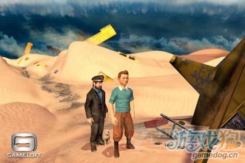 3D大作《丁丁历险记》带你重铸和平正义的荣耀