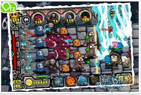 另类塔防游戏界的奇葩《别惹恶魔》媲美僵尸