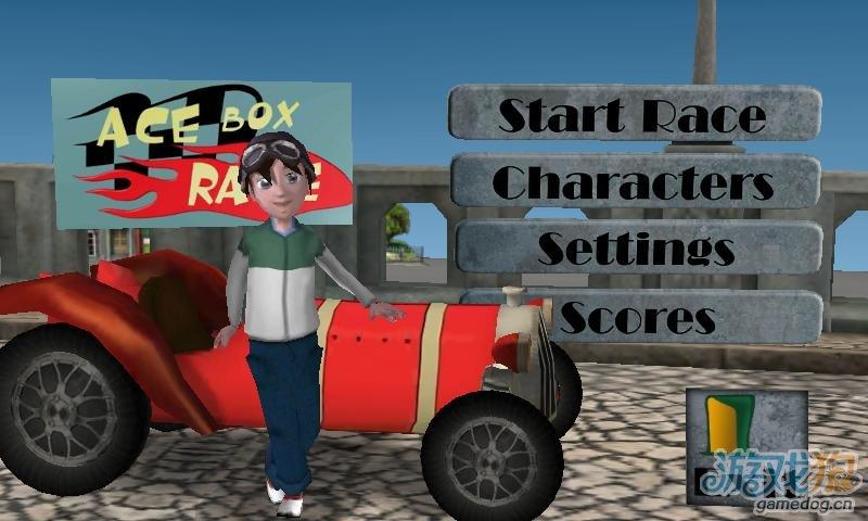 王牌老爷车 Ace Box Race v1.0 老爷车也不坑爹