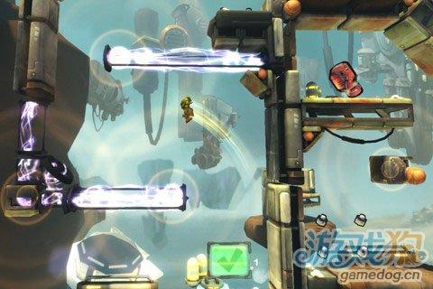 超级跑酷游戏《惯性逃逸》依靠智慧的力量来金蝉脱壳