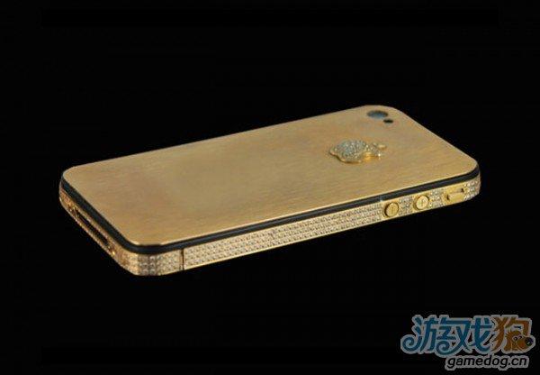 史上最昂贵iPhone 4S:钻石镶边价值600万英镑