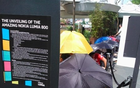新加坡诺基亚Lumia 800开卖,前100名送Xbox
