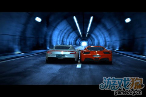 极速狂野《狂野飙车6》逼真的画面效果身临其境般