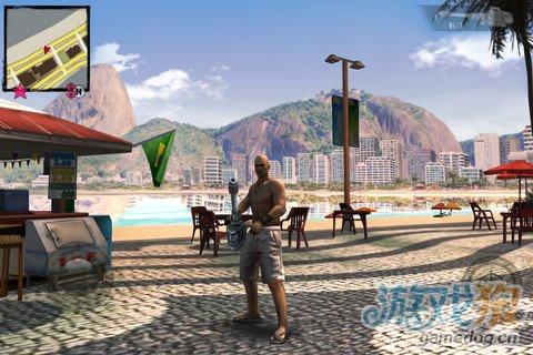 《里约热内卢:圣徒之城》侠盗列车手即将登陆安卓平台