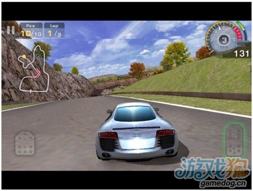 豪华3D赛车体验《GT赛车》100辆豪华赛车随你挑选