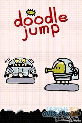 《涂鸦跳跃》试用小技巧 跳的越高,分数就越高