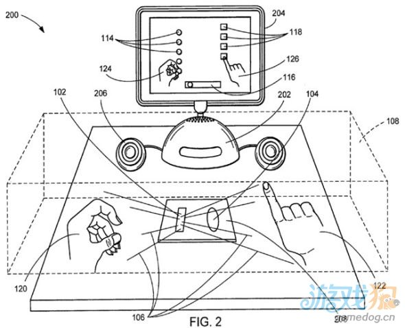 苹果申请体感追踪系统专利:酷似Kinect