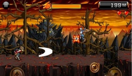降魔动作类游戏《魔界忍者2》激情的打斗让你废寝忘食