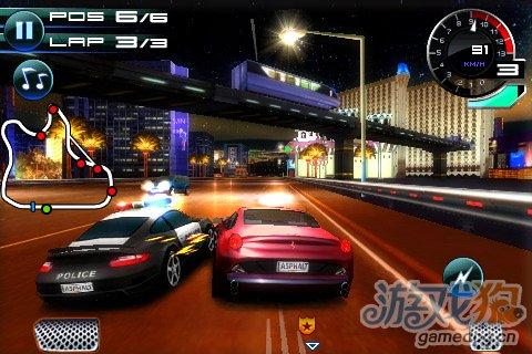 一路驰骋一路追逐《都市赛车5》体验速度带来的快感