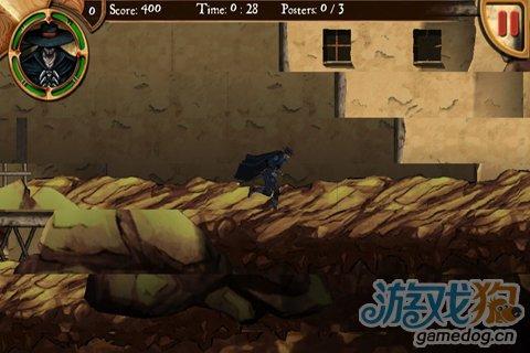 动作游戏《佐罗:暗影复仇》一名合格的侠盗必修课