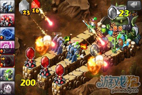 一款韩式防御策略塔防游戏《英雄战略2》防御好大本营