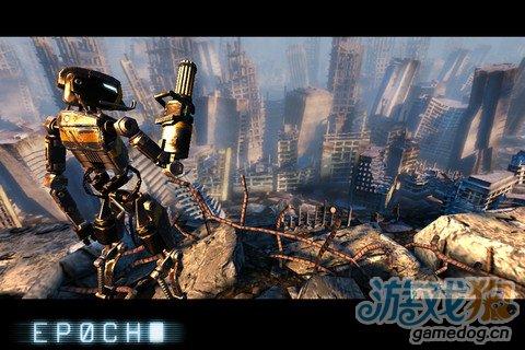 时代 EPOCH. iOS平台最强劲的虚幻引擎打造
