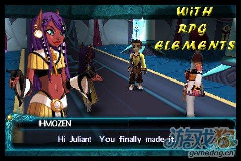 全3D风格 奥西里斯传奇 Osiris Legends
