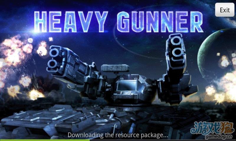 Com2uS出品3D射击手游大作《重装战火Heavy Gunner》