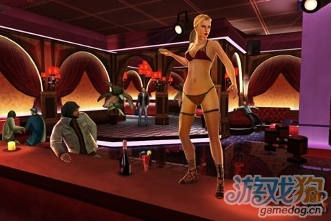 Gameloft侠盗犯罪游戏《生死九毫米》追杀黑帮老大