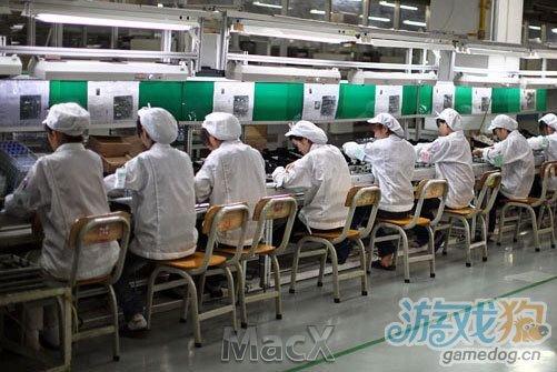 富士康工人为iPad 3 春节只放5天假
