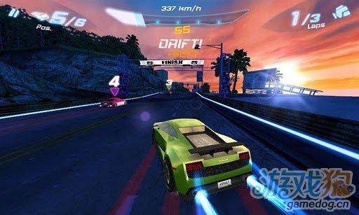 GameLoft竞速3D大作《都市赛车6》速度无极限