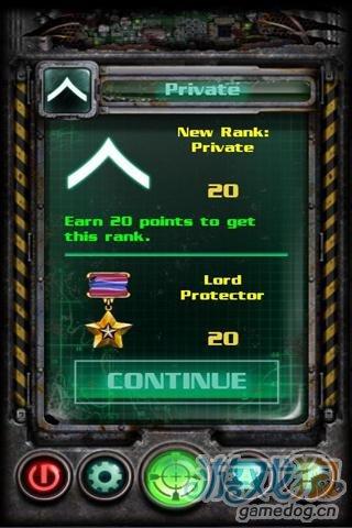 让你战栗的Android塔防游戏《丧尸围城》完美歼灭丧尸