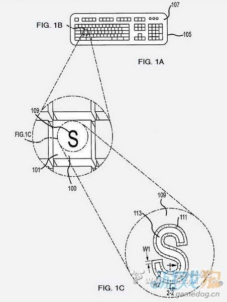苹果研究出新型的背光键盘刻蚀工艺
