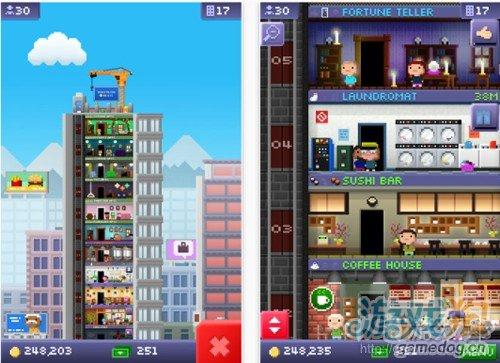 独立游戏《Tiny Tower》开发者:趣味性和用户体验当居首位