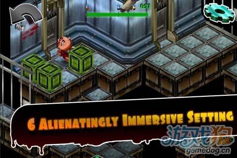 神奇到难以吐槽的Android游戏《飞越疯人院》