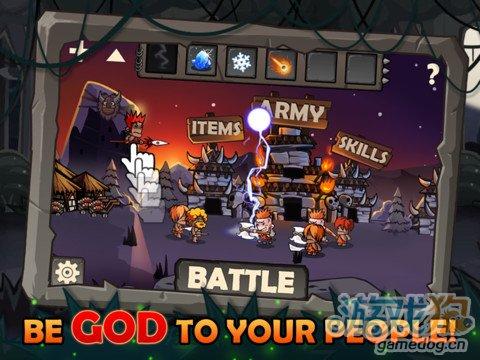 远古战争2 一个古老的神,带领你的追随者征服世界