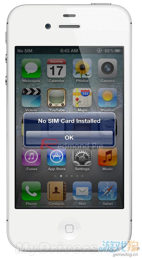 iOS 5.0.1更新:仅解决iPhone 4S SIM卡问题