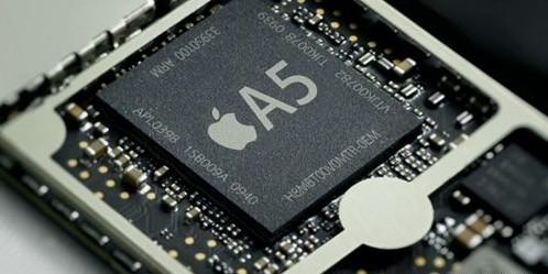 苹果iPad2现役A5处理器已移至美国生产
