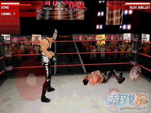 iOS移植仿真拳击盛宴《TNA拳击大赛》体验