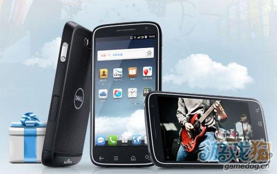 戴尔推百度易平台手机:定价未定 尝试新渠道