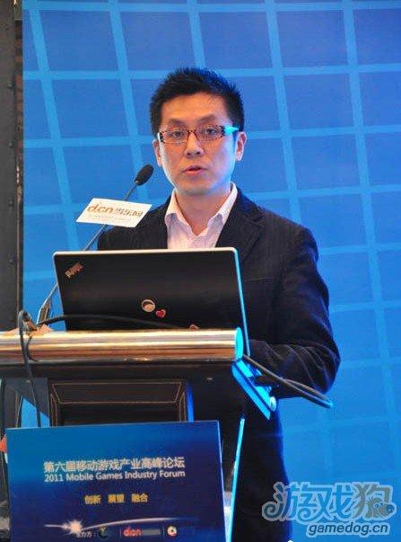 李天健:移动游戏市场的三个挑战以及四点应对