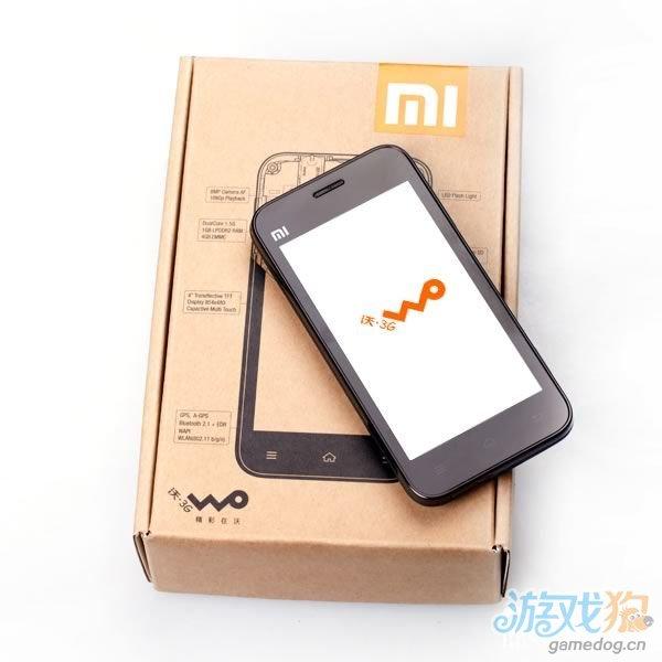 联通定制版小米手机发布 MIUI平台让联通动心