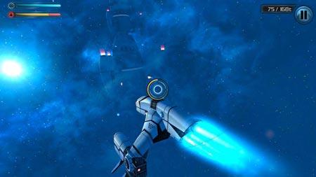 炫瞎眼的空战游戏《浴火银河2》翱翔于宇宙中的美景