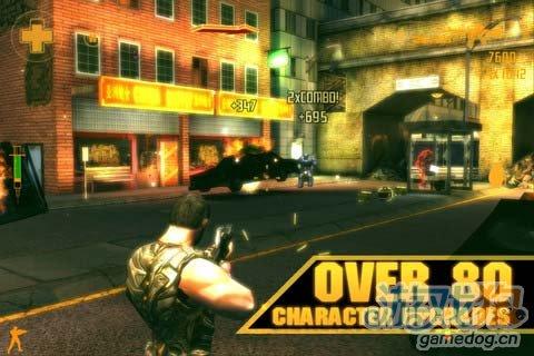 与机器军队的战斗《缪斯 M.U.S.E.》Unity引擎开发