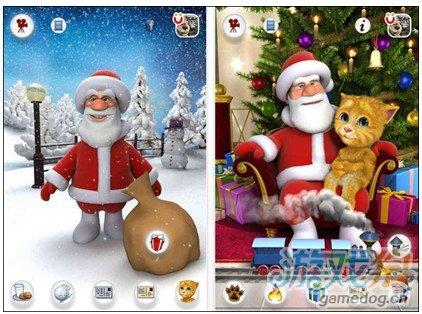 快乐玩转圣诞 贴心iPhone APP应用惊喜推荐