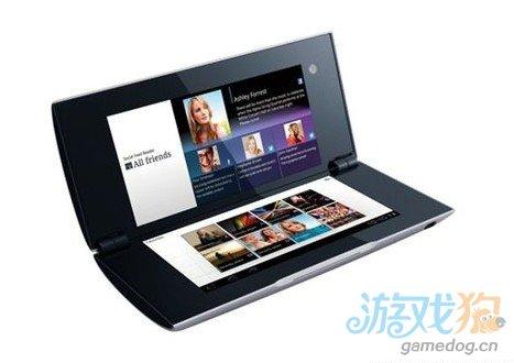 双屏幕折叠平板 索尼Tablet P正式登场